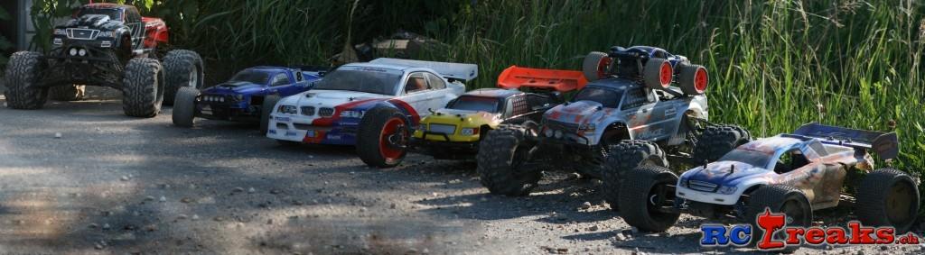 RC Freaks Cars