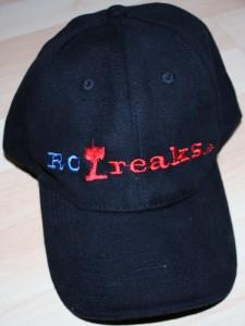 RCFreaks.ch Cap (gestickt) CHF 20.--