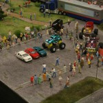 Miniatur Wunderland Hamburg - Monster Trucks