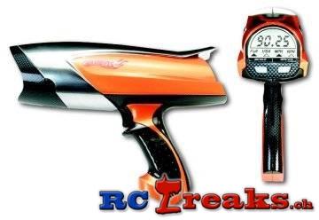 Hot Wheels Radarpistole für unsere RC Vehikel