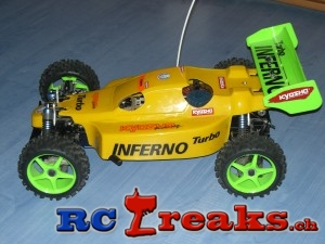 Inferno Buggy 1996-1998