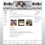 Speed Zone's neue Webseite